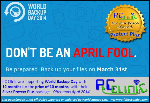 World Backup Day 2014